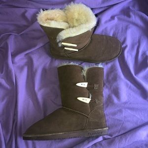Shoes - bear paw boots